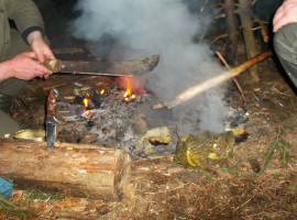 "Wildnis-Survival Wochenende ""Messer\"" in Clausthal-Zellerfeld"