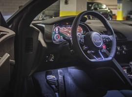 1 Tag Audi R8 V10 selber fahren in Rosenheim