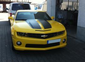 24 Std. Chevrolet Camaro onroad selber fahren in Langenau,Raum Ulm