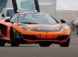 10 Runden McLaren selber fahren auf dem Spreewaldring