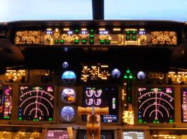 120 Min. Full Flight Flugsimulator Boeing 737 Berlin