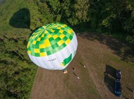 Ballonfahren Karlsruhe