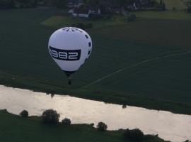 Ballonfahren in Münster