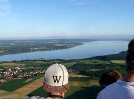 Ballonfahren in Ravensburg