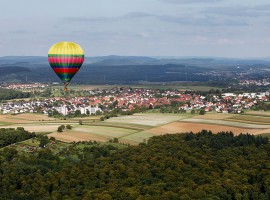 Ballonfahren Heidelberg