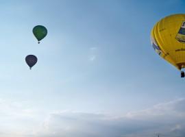 Ballonfahren Landsberg am Lech