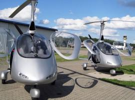 15 Min. Tragschrauber selber fliegen Rotenburg Wümme