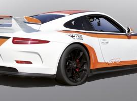 2 Runden Renntaxi Porsche 911 GT3 auf dem Hockenheimring