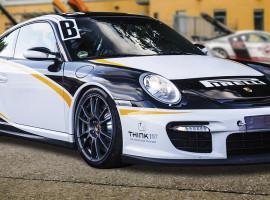 2 Runden Renntaxi Porsche 911 GT3 auf dem Spreewaldring