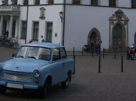 2 Std. Trabant fahren in Pirna, Raum Dresden in Sachsen