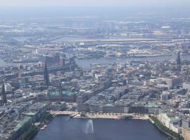 20 Min. Hubschrauber Rundflug Hamburg