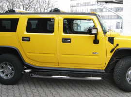 24 Std. Hummer H2 onroad selber fahren in Langenau, Raum Ulm