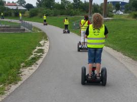 3 Std. Segway Tour am Altmühlsee