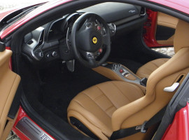 30 Min Ferrari F458 selber fahren in Mömbris, Raum Aschaffenburg