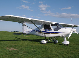 30 Min. Flugzeug Rundflug Taucha