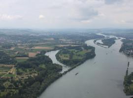 35 Min. Flugzeug Rundflug Frankfurt