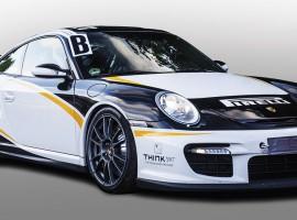6 Runden Porsche GT3 selber fahren auf dem Eurospeedway Lausitz