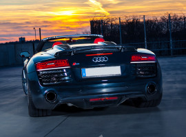 60 Min. Audi R8 V10 selber fahren in Train, Raum Neustadt in Bayern
