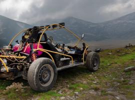 60 Min. Buggy offroad fahren in Steinbourg-Saverne