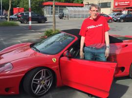 60 Min. Ferrari 360 Spider selber fahren in Frankfurt