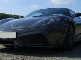 60 Min. Ferrari 430 Scuderia selber fahren in Stutensee