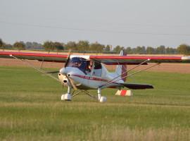 60 Min. Flugzeug Rundflug Eberswalde Finow