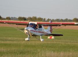 60 Min. Flugzeug Rundflug Strausberg