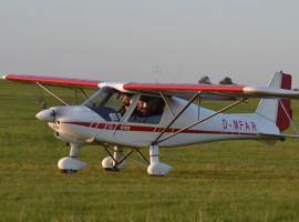 60 Min. Flugzeug selber fliegen Eberswalde Finow