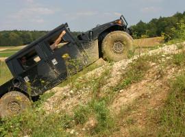 60 Min. Hummer H1 offroad selber fahren in Ingolstadt, Bayern