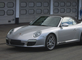60 Min. Porsche 911 Carrera 4S Cabrio selber fahren in Karlsruhe