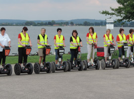60 Min. Segway Kindertour am Altmühlsee