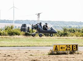 60 Min. Tragschrauber Rundflug in Wallerfangen, Raum Saarbrücken