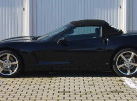 7 Tage Corvette C6 mieten in Stutensee, Raum Karlsruhe