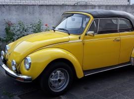 7 Tage VW Käfer mieten Schifferstadt