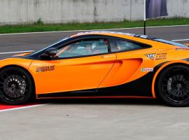 8 Runden McLaren selber fahren auf dem Hockenheimring