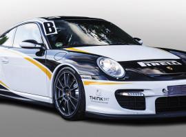 8 Runden Porsche GT3 selber fahren auf dem Eurospeedway Lausitz