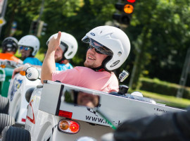 """2 Std. Hot Rod Tour """"Dreiländer-Rallye"""" ab Aachen"""