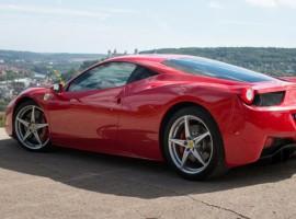 3 Tage Ferrari 458 Italia mieten in Arnstein