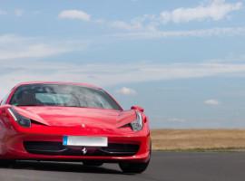 30 Min. Beifahrer im Ferrari 458 Italia in Arnstein