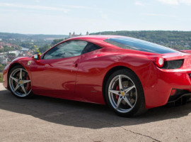 1 Tag Ferrari 458 Italia mieten in Arnstein