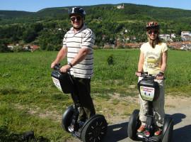 """2 Std. Segway Tour """"Natur und Kultur"""" in Bad Blankenburg"""