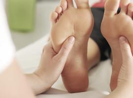 Fußmassage in Bad Füssing