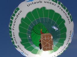 Romantische Ballonfahrt für Zwei Bad Griesbach