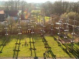 3 Std. Klettern im Hochseilgarten in Bad Oeynhausen