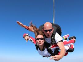 Fallschirm Tandemsprung in Bad Tölz