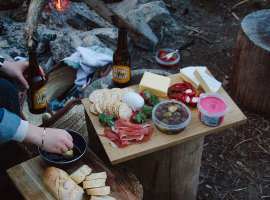 Outdoor-Cooking in Jagsthausen