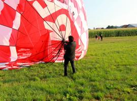 Ballonfahren in Bad Waldsee