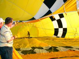 Ballonfahren Abbehausen