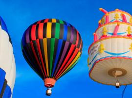 Ballonfahren Blomberg