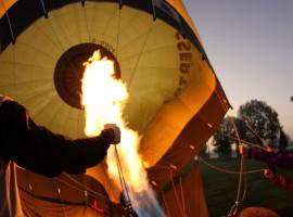 Ballonfahren Bohlenbergerfeld